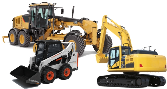 GPS Telematics Tracking Construction Equipment Solutions