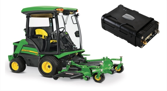 GPS Telematics Tracking Commercial Lawn Mowing Solutions