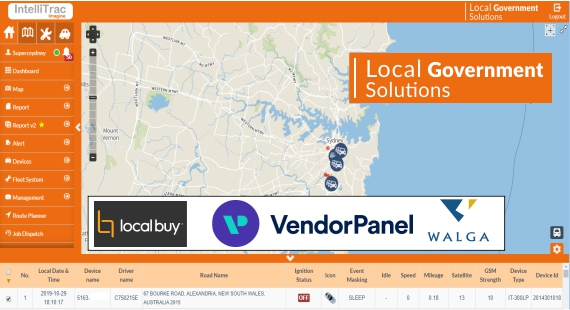 IntelliTrac Local Government Solutions